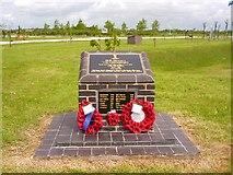 SK1814 : The 11th Hussars Memorial by John Plumb