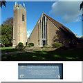 TQ4158 : St Mark's, Biggin Hill TN16 by Philip Talmage