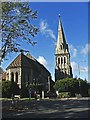 TQ2793 : All Saints Church, Friern Barnet by Christine Matthews
