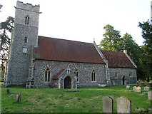 TM3669 : Sibton (Suffolk) St Peter's Church by ChurchCrawler