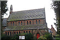 TF4609 : St Augustine's Church, Lynn Road, Wisbech by Dr Charles Nelson