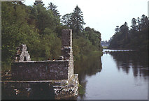 M1455 : Cong, looking towards Ashford Castle (Hotel) by Dr Charles Nelson