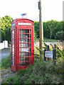 J3151 : Red Telephone Box by Brian Shaw