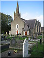 J3652 : Magheradroll Parish Church  Ballynahinch by Brian Shaw