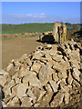 ST4717 : Quarrying at the northern end of Hamdon Hill by Jim Champion