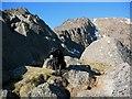 SH7054 : The Rocky Eastern Ridge of Moel Siabod by David Crocker