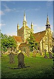 SZ5193 : St Mildred's Church, Whippingham, Isle of Wight by Christine Matthews