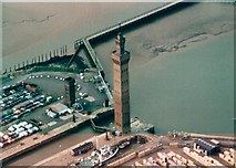 TA2711 : Grimsby Dock Tower by Colin Westley