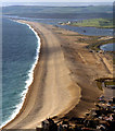 SY6675 : Chesil Beach by Crispin Purdye
