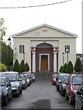 J1586 : First Antrim Presbyterian Church by Brian Shaw