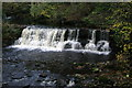 NY9538 : Waterfall, Eastgate by Uncredited