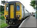 TG1543 : Sheringham Station by mark harrington