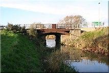 SK8774 : Tom Otter's Bridge by Richard Croft