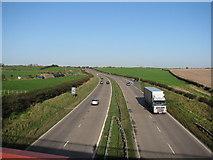 SK8252 : Newark Bypass by Bob Danylec