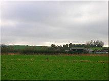 TQ4109 : Rise Farm and Upper Rise, Lewes by Simon Carey