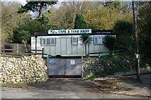 SX8769 : RJ's Cafe, Aller, Newton Abbot, Devon by Kevin Hale