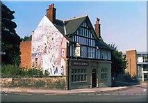 SK3536 : Silk Mill Pub, Derby by mike smith