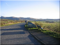 NY0418 : Private road to Hesketh Quarry. by John Holmes