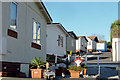 SX8460 : Park Homes , Ayreville by Crispin Purdye