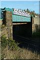 NY0130 : Seaton Railway Bridge by Phil Gravell