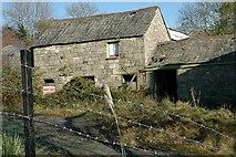 SW9656 : Derelict Buildings, Nanpean by Tony Atkin