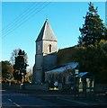 ST4636 : Parish Church, Walton by Patrick Mackie