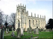 TA1439 : St Augustine's Parish Church by Phil Gravell