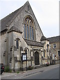 SP0202 : Salvation Army Thomas Street Cirencester by Peter Watkins