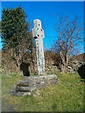 C5938 : High Cross, Moville, Co Donegal by Patrick Mackie