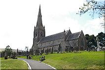 SD6715 : St Peter's Parish Church Belmont by Alexander P Kapp