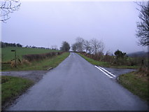 NY2436 : Crossroads with Bridleway by John Holmes