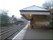 SD9926 : Hebden Bridge Railway Station by Nigel Homer