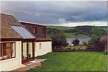 NN7958 : Cottage near Foss by Lis Burke