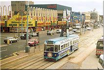 SD3035 : Blackpool by Ron Hann
