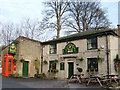 SD8312 : Pack Horse Inn, Birtle, Rochdale by michael ely
