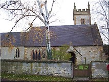 SP2545 : St Mary's Church Halford. by John Holmes