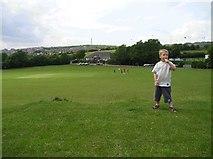 TQ3303 : East Brighton Cricket Pavilion by Mark  Arrowsmith