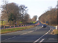 NZ0713 : The A66, near Greta Bridge by Oliver Dixon