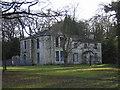 NS5859 : Derelict Mansion House in Linn Park, Glasgow by Iain Thompson
