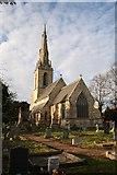 SK7963 : St.Mary's church, Carlton-on-Trent by Richard Croft