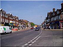 TQ1289 : Pinner shopping centre by Alan Wilson