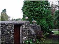 SD5378 : Peacocks in Clawthorpe by David Gruar