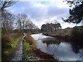 SU8253 : Basingstoke Canal at Pondtail by MickofFleet