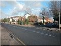 SK5837 : West Bridgford by Dennis Turner