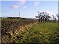 SD4953 : Farmland Near Bay Horse by Michael Graham