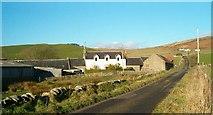 NR7122 : Ballywilline Farm by Patrick Mackie