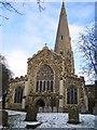 SP9124 : Leighton Buzzard: All Saints Church by Nigel Cox