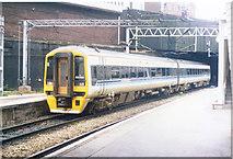 SP0686 : Birmingham New Street Station by Ron Hann