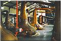 NJ3241 : Glenfiddich Distillery stills by Colin Smith