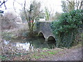 SU0194 : Neigh Bridge Somerford Keynes by Peter Watkins